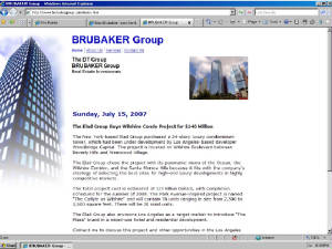 BRUBAKER Group...Properties & Business Development